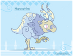 Hiraeth Creature #1156 - Huposphinx