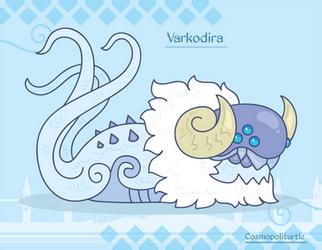 Hiraeth Creature #1162 - Varkodira