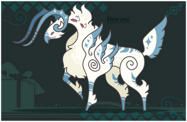 Hiraeth Creature #1163 - Hesrove
