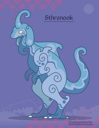 Hiraeth Creature #1167 - Sthrenook