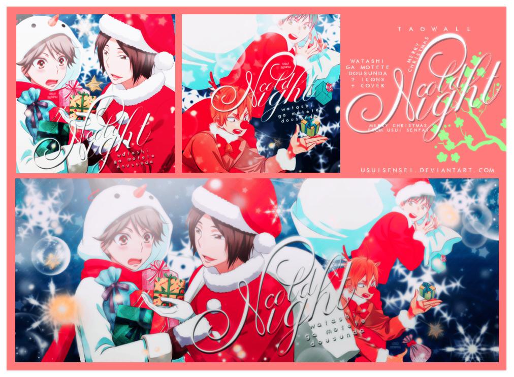 TW - MERRY CHRISTMAS [KISS HIM NOT ME]