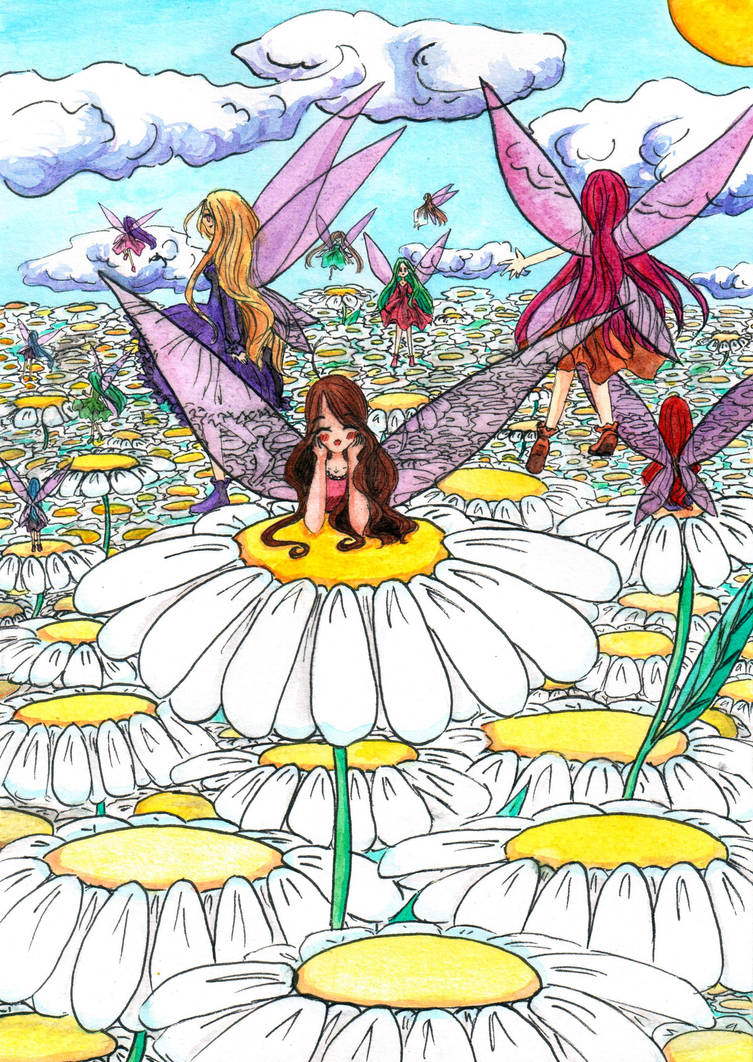 Welcome To The Land Of Fairies