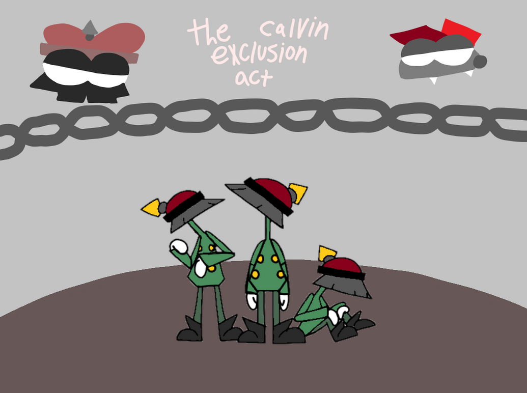 The Calvin Exclusion Act