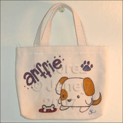 Smorez: Arffie on Small Bag