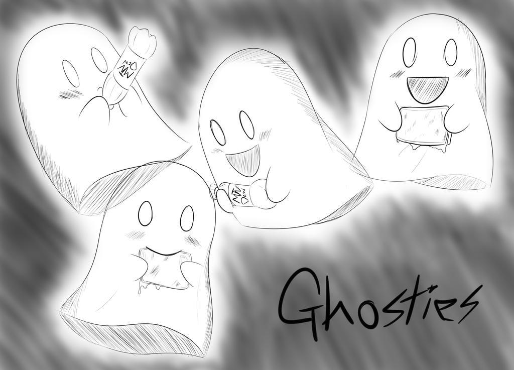 Ghosties by KisekiTemiro
