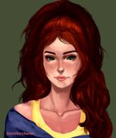 (REQUEST) Annabeth by konekochwan