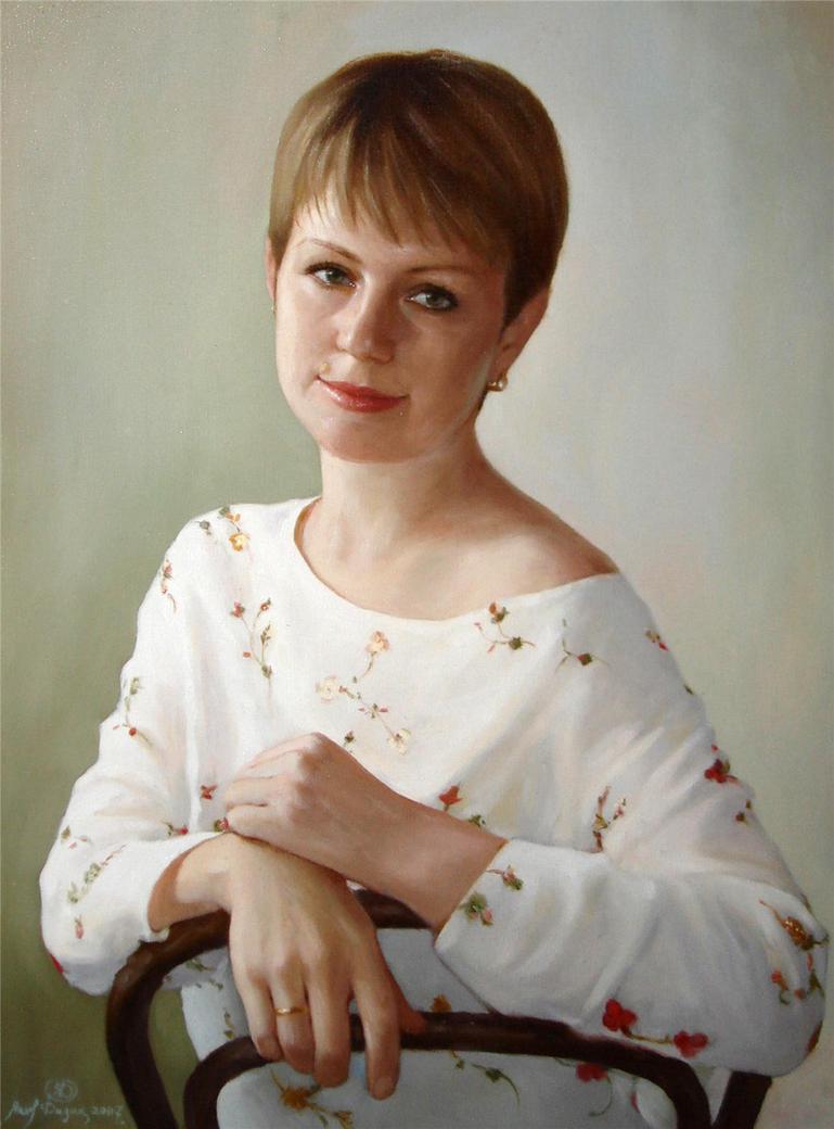 OLGA by yakovdedyk