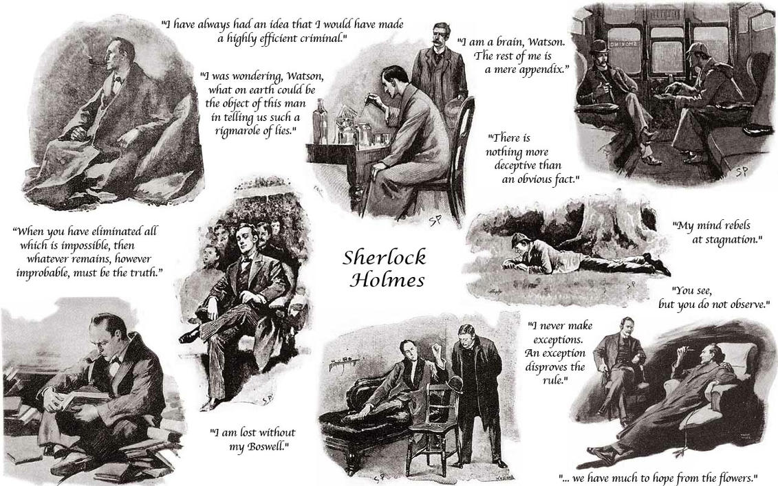 The Complete Sherlock Holmes Collection With Original