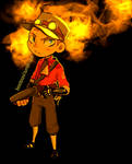 my scout loadout :v