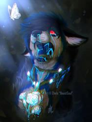  YCH  BLOOM by BeastySoul