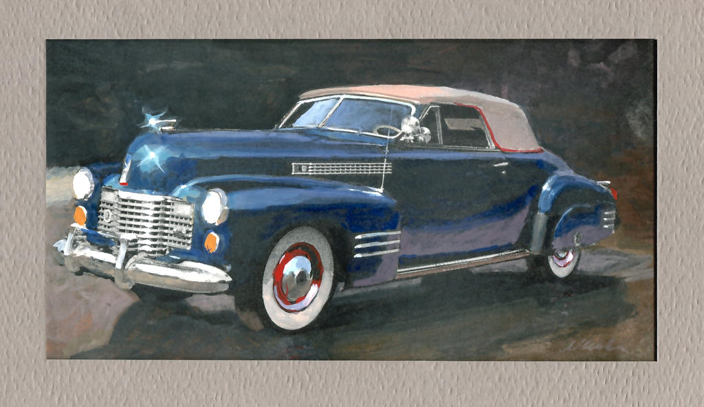 41 Caddy thumbnail for unknown person by Al Wilson by cotmj