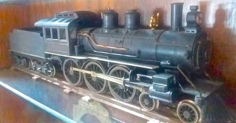 One of my Model Trains