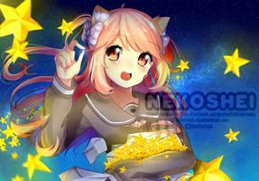 Astral Messaging by Nekoshei