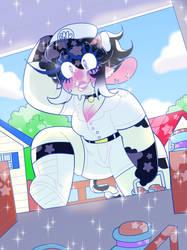 May Moo: Milkman Half and Half