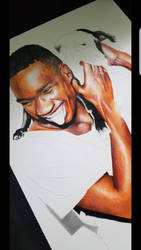colored pencils drawing stage 4