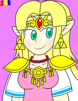 Princess Zelda (Super Smash Bros Ultimate)