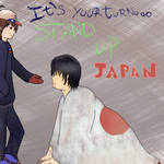 It's your turn, Japan