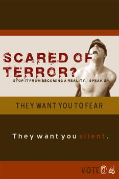 Vote Against Terror