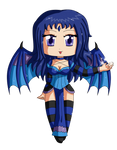 [Commission6] Chibi Mysticaya by isabelle197