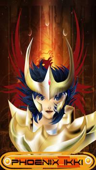 Phoenix Ikki God Cloth