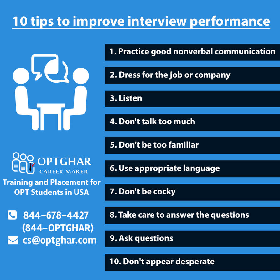 interview tips and tricks pdf