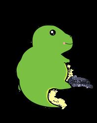 Kawaii Dinosaur
