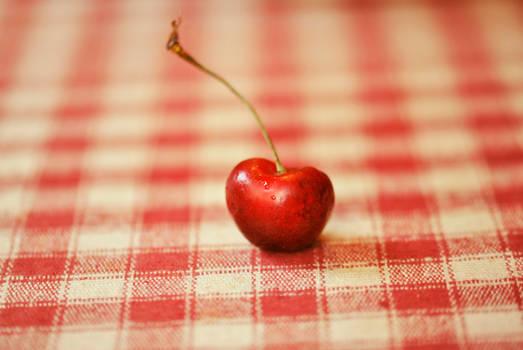 Close up cherry -Macro