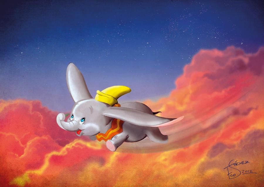 Dumbo! by zero-maister