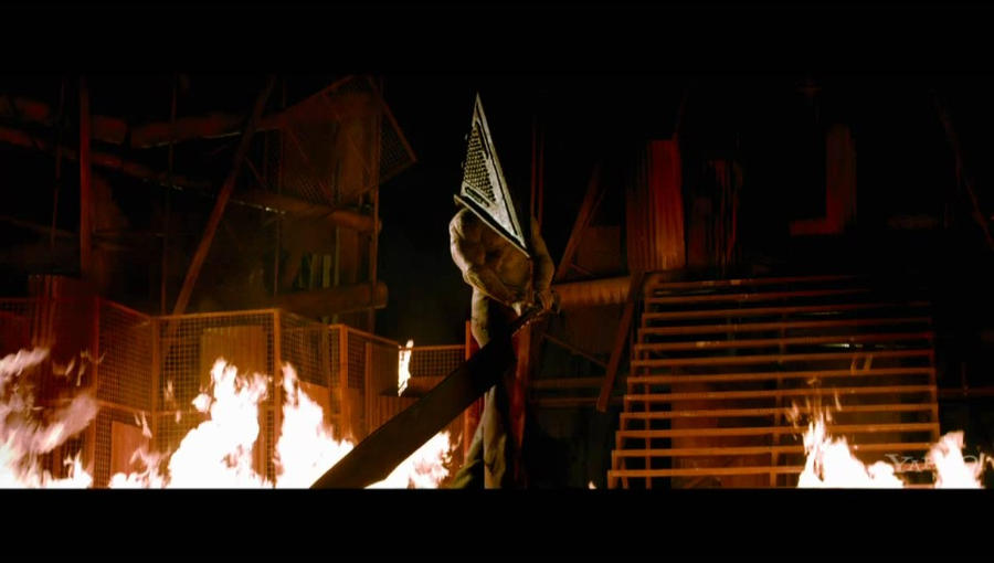 pyramid head silent hill 2 game