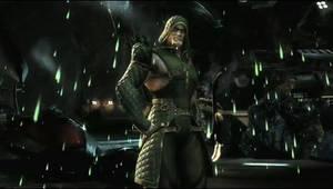 Injustice: Gods Among Us Green Arrow