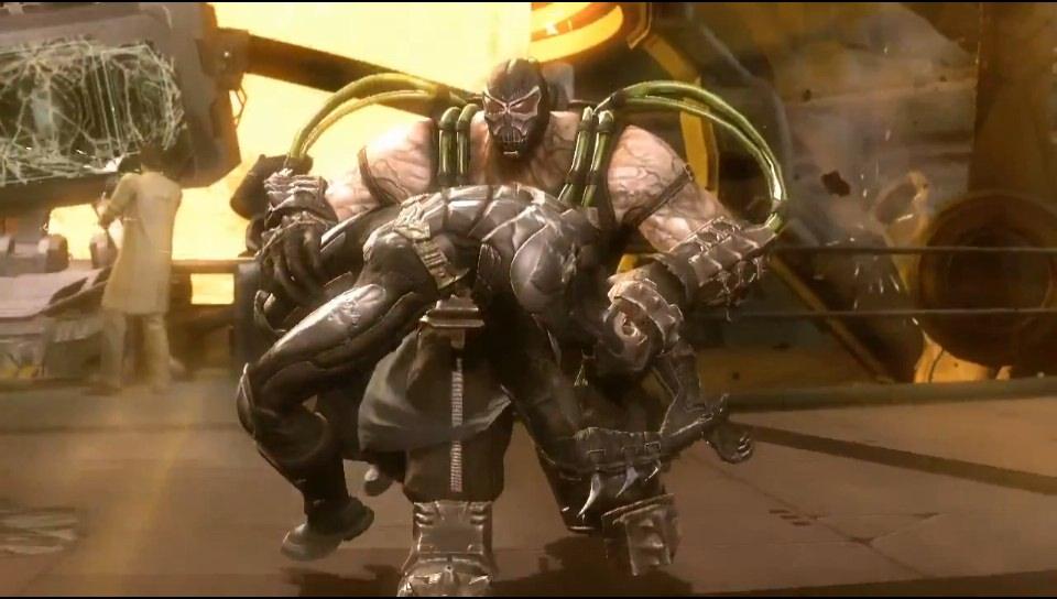Image result for bane DC injustice gods