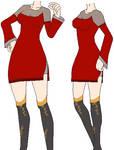 Zou Na's Outfit Design