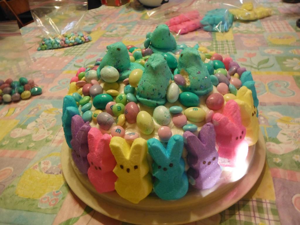 MAI CAKE by BaconRainbow