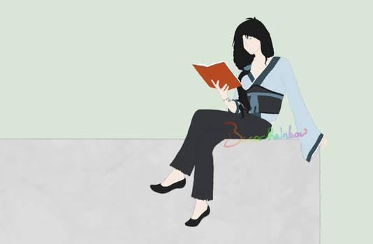 +CE+ Reading Alone
