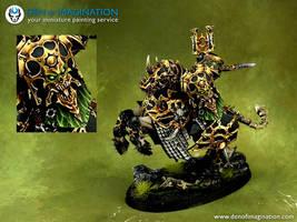 Chaos Knight by denofimagination