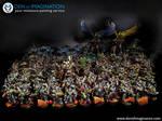 Army Nurgle by denofimagination