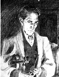 My Holmes by Roturier