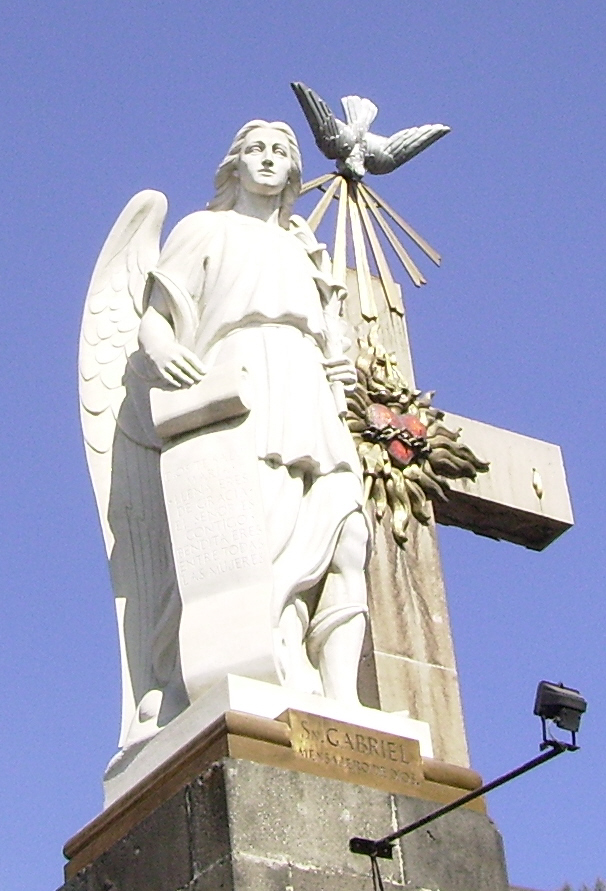 Archangel Saint Gabrie...