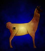 Llama fever by Queadha
