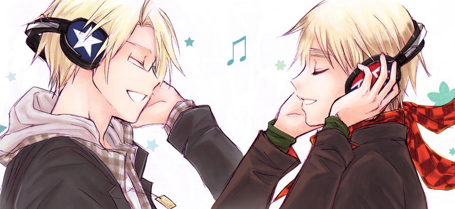 aph singing together by mikitaka