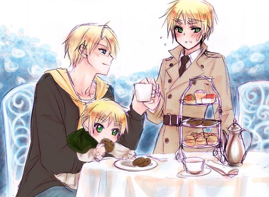 aph usuk family by mikitaka