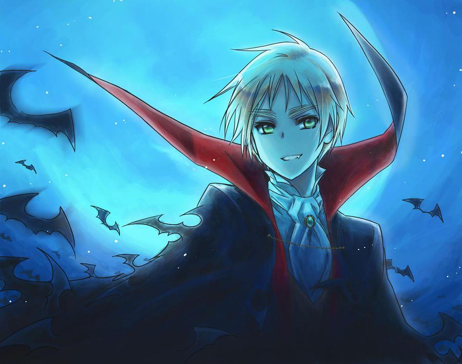 aph vampire england by mikitaka