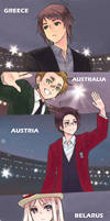 aph Olympic parade