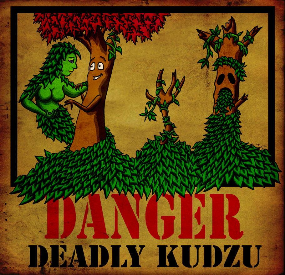 Deadly Kudzu by MischievousPooka