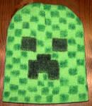 Creeper Hat by MischievousPooka