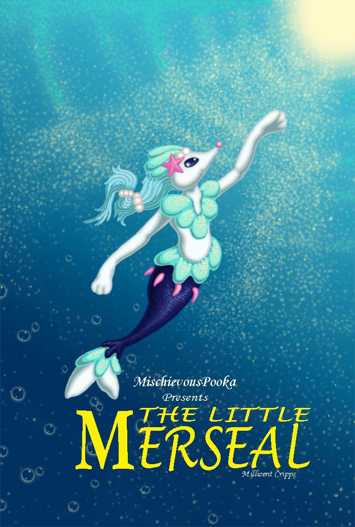 The Little Merseal by MischievousPooka
