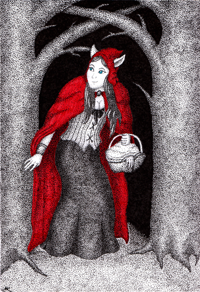 Red Riding Hood by MischievousPooka