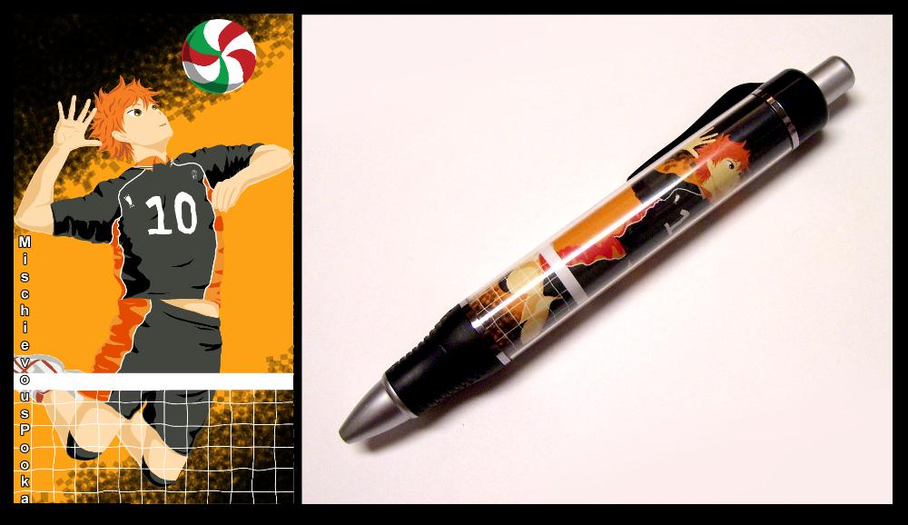 Hinata pen by MischievousPooka