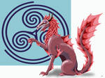 Byzantine fire Sea Dragon