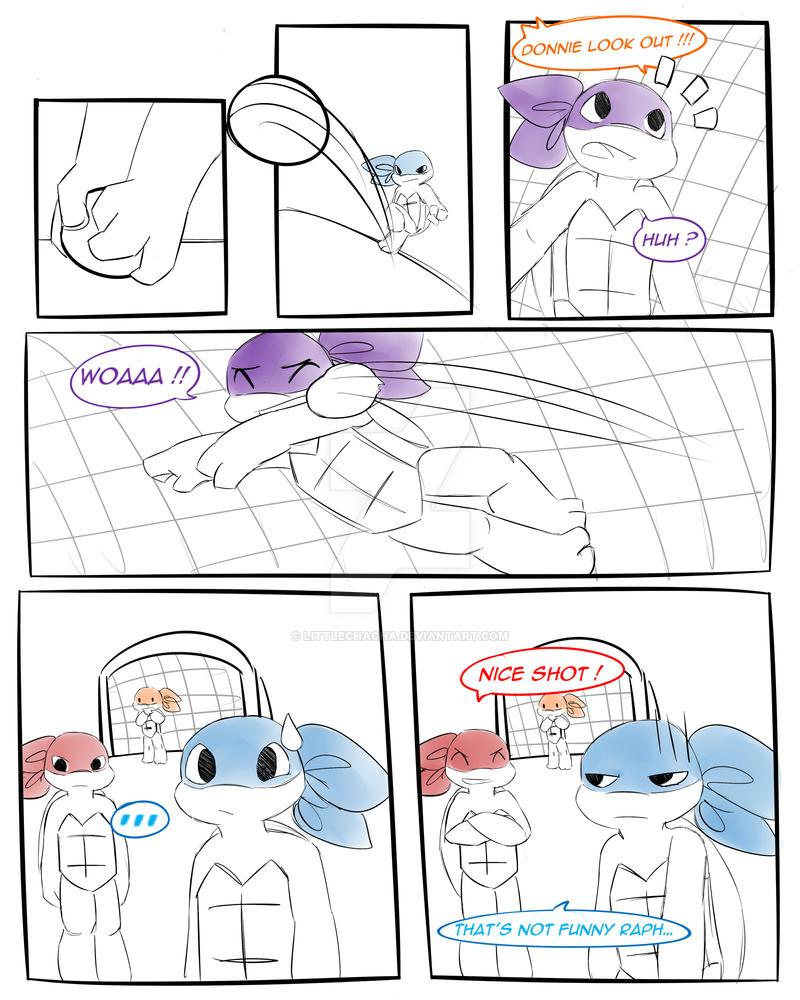football ninja page 04 by LittleChaCha